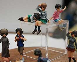 FG8683 1/35 Garupan Akiyama Collection