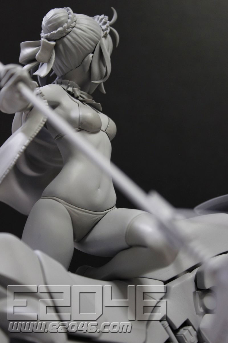 Altria Alter with Cuirassier Noir