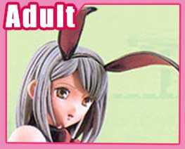 FG1879 1/3 短髮兔女