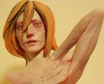 FG8332  Female Titan Bust