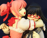 FG6590  Kaname Madoka & Akemi Homura