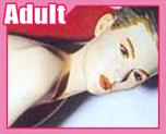 FG1252 1/4 Nude Girl Bending