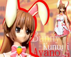 FG3875  Bunny Ayano Kunugi
