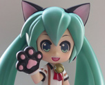 FG7595  SD Hatsune Miku Cat Version