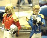 FG1676 1/10 Wing Gundam Hero Pair Set