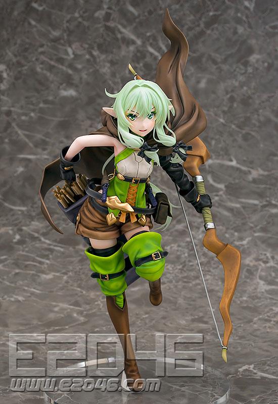 Half Elf Archer
