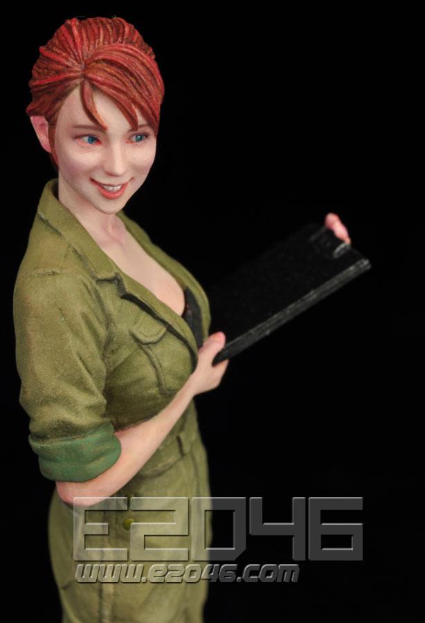 Female Mechanic B