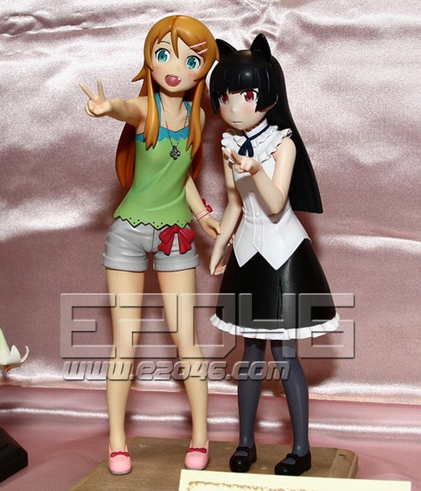 桐乃与黑猫