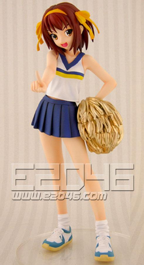 Haruhi Cheerleader