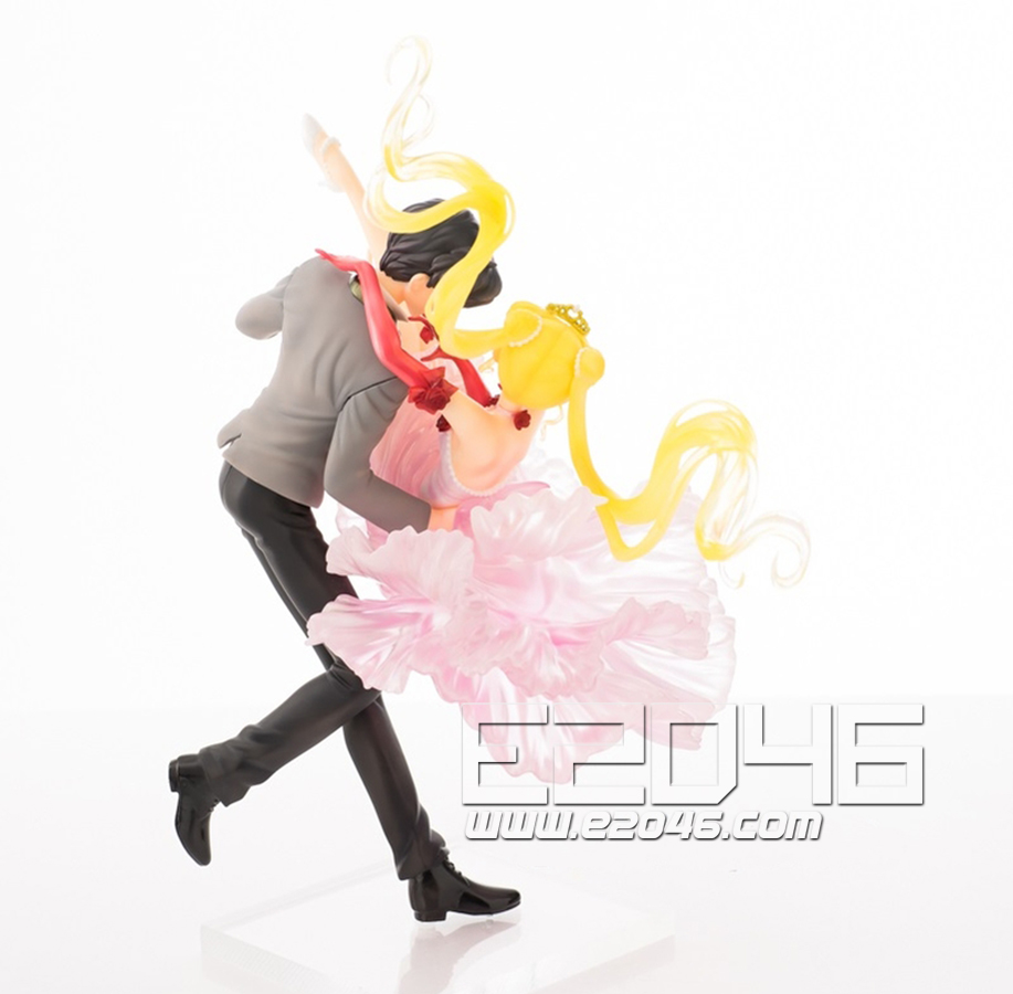 Usagi & Tuxedo Mask Version 2