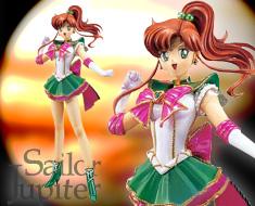 FG1716 1/6 Sailor Jupiter