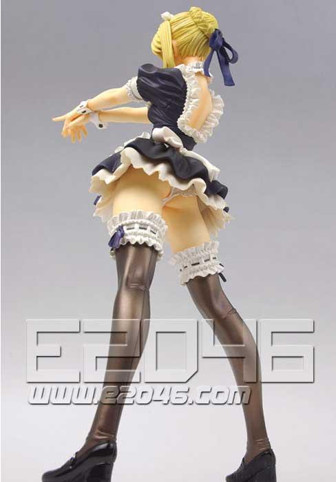 Saber Maid Dress
