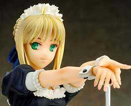 FG3735 1/6 Saber Maid Dress