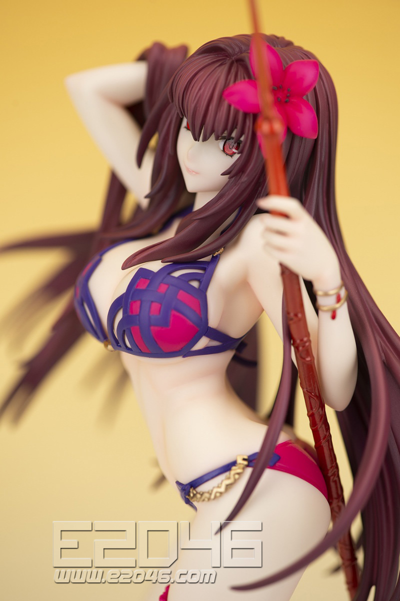 Scathach Swimsuit Version