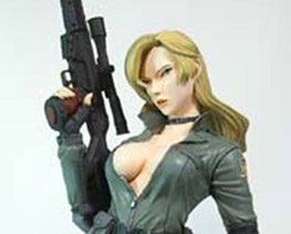 FG2523 1/6 Sniper Wolf