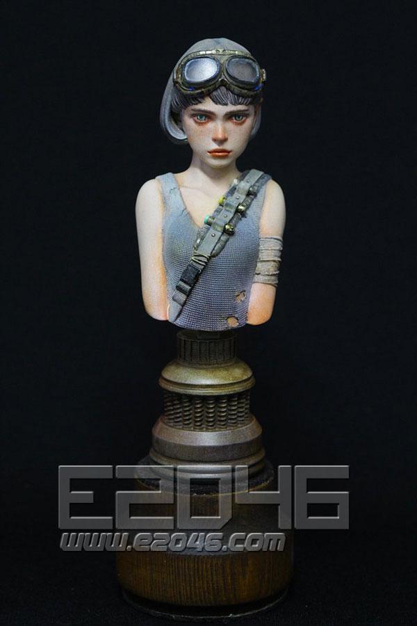 Burning Man Bust