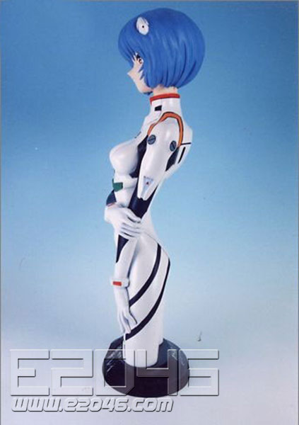 Rei Ayanami Bust