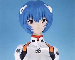 FG11533 1/2.5 Rei Ayanami Bust