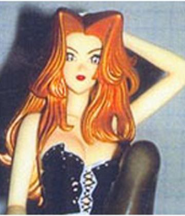 Eve The Leopardess Girl