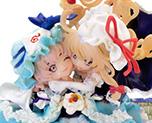FG8426  Saigyouji Yuyuko & Yakumo Yukari