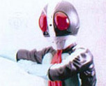 FG0853 1/4 Masked Rider 2