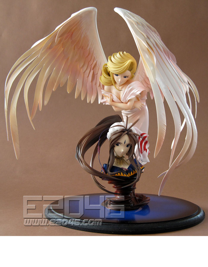 Belldandy with Holybell Bust