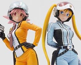 FG12271 1/8 Ultraman Team Members