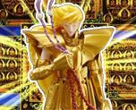 FG0008 1/12 Virgo Gold