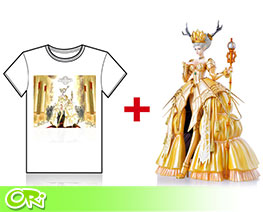 FG8417 1/6 Queen of Elf & T-Shirt Set