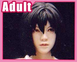 FG1760 1/6 Real Asian Girl