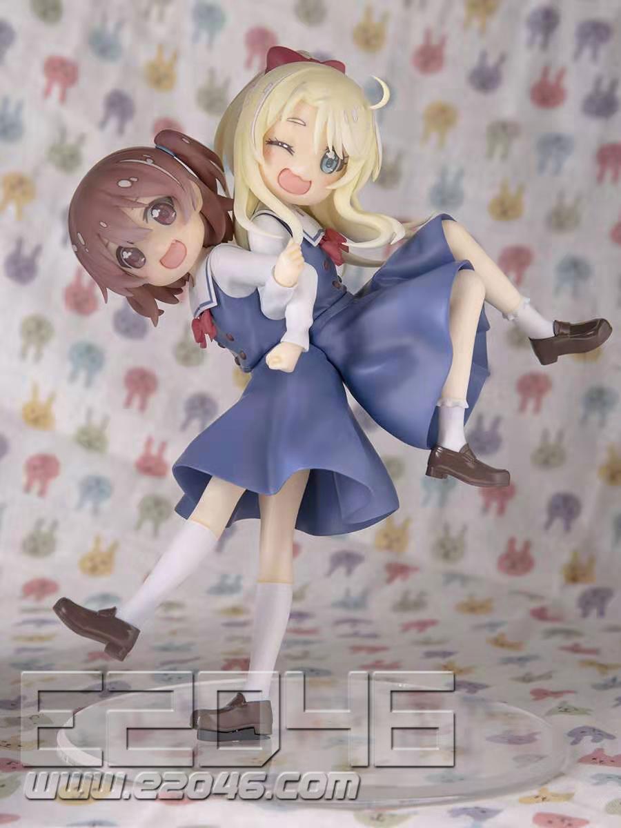 Himesaka Noa & Hoshino Hinata