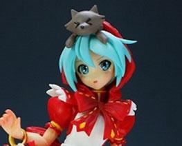 FG6943  Hatsune Miku Little Red Riding Hood Version