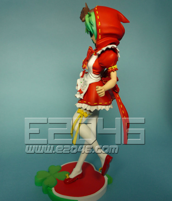 Hatsune Miku Little Red Riding Hood Version