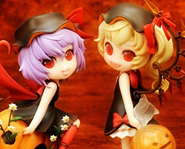FG7897 SD Frandre & Remilia Halloween Version