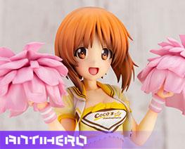 FG12724 1/7 Nishizumi Miho COCO'S Cheerleader Version