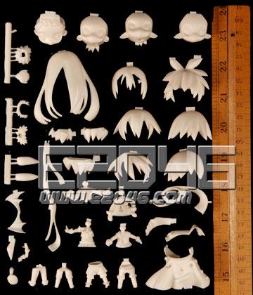 Maritsu Evil Academy Set