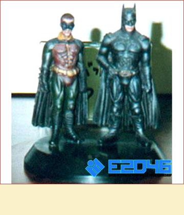 蝙蝠侠,罗宾对装