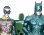 FG0299  Batman & Robin Pair Set