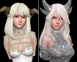 FG11646 1/6 Arnee & Verona Bust