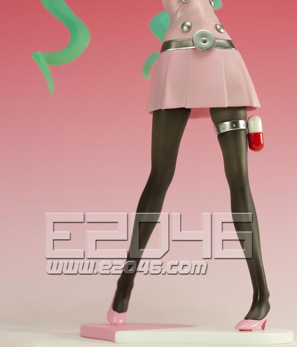 Hatsune Miku Space Nurse Version