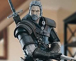 FG12202 1/8 Geralt