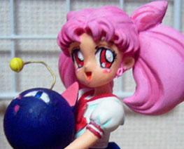 FG0093 1/8 Chibiusa with Luna P