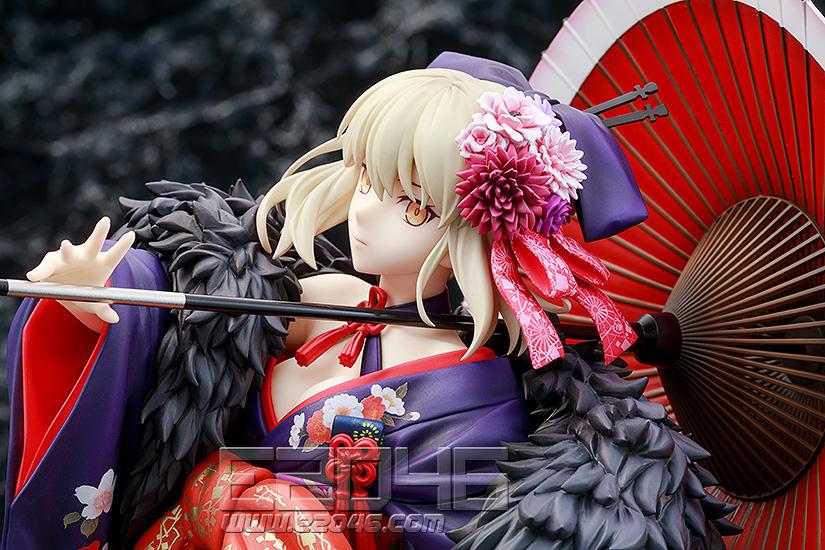 Saber Alter Kimono Version