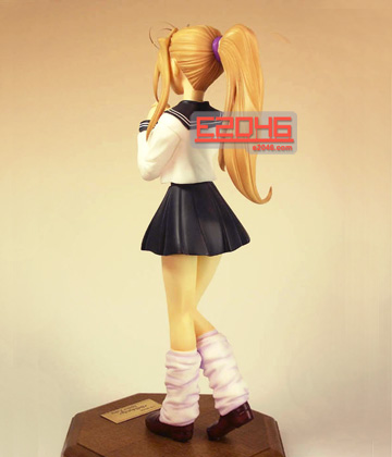 Belldandy School Uniform