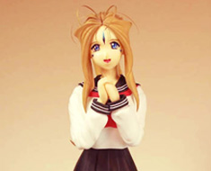 FG2120 1/6 Belldandy School Uniform