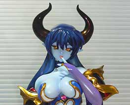 FG8245  Devil Girl 2