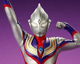 FG11619  Ultraman Tiga
