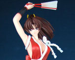 FG0120 1/8 Mai Shiranui with Fan
