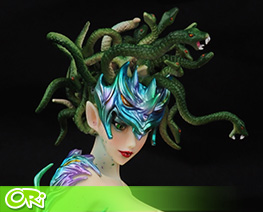 FG7896 1/6 The Gorgon
