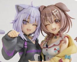 FG12853  Inugami Korone & Nekomata Okayu